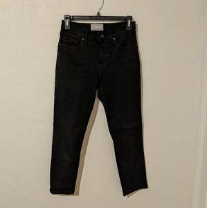 Everlane Skinny Crop jeans